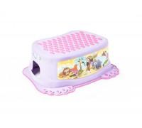Детская подставка для ванной Tega Baby Сафари фиолетовая SF-013-128