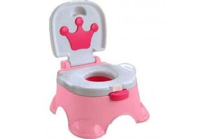 Музыкальный горшок принцессы Baby Potty 68011 Розовый