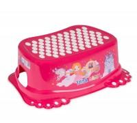 подставка для ног TEGA BABY принцесса розовая LP-006-123