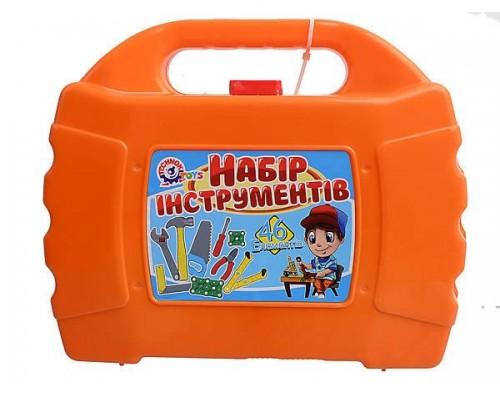Набор инструментов в чемодане Технок 4388