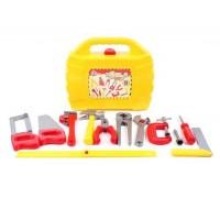 Набор инструментов в чемодане Технок 5880