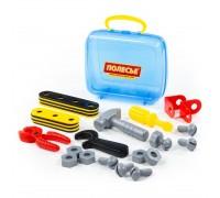 Набор инструментов Polesie Механик 30 элементов в чемоданчике 56498