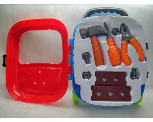 Набор инструментов в чемодане 661-320