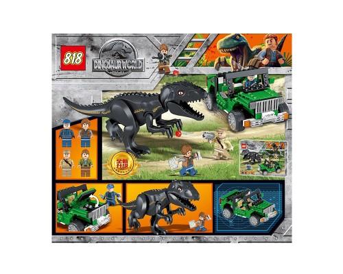 Конструктор 82029 Побег динозавра