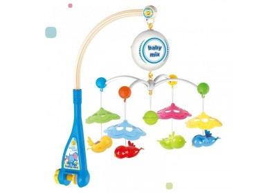 Мобиль карусель на батарейках Птички Baby Mix HS-1660M