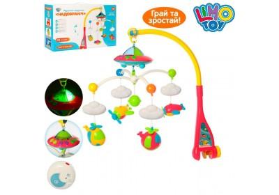Мобиль для детской кроватки Limo Toy 0304