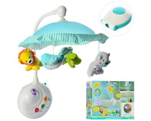 Мобиль с проектором Joy Toy 7180