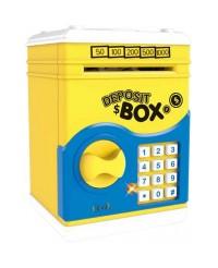 Сейф копилка с кодовым замком Deposit Box 66069