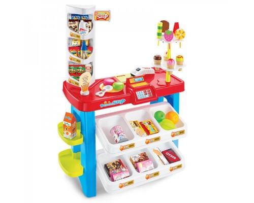 Супермаркет Магазин сладостей игровой набор 668-21