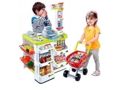 Игровой набор Супермаркет 668-01-03