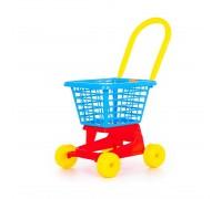 Тележка с корзиной супермаркет 61980