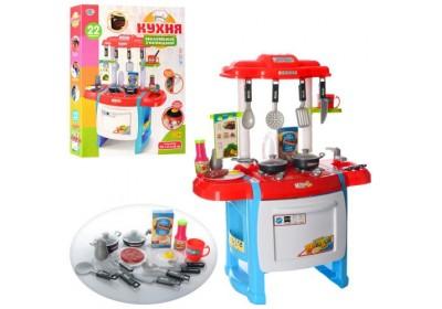 Кухня детская Kitchen WD-P16-R16