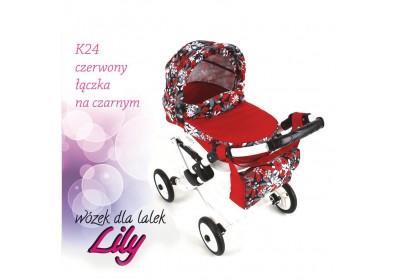 Коляска для кукол Adbor Lily Польша K24