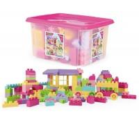 Конструктор Wader Middle Blocks 132 элемента в коробке для девочек 41280