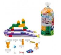 Конструктор Colorplast Орион 2 70 деталей 1-212