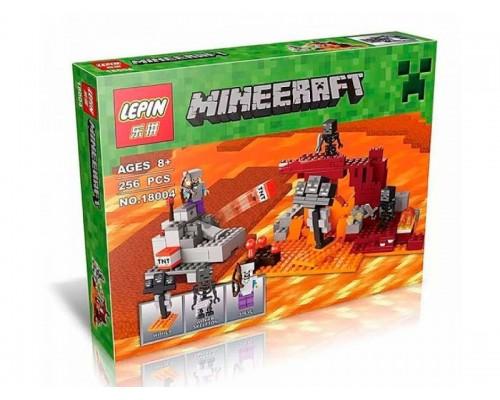 Конструктор Lepin Minecraft 18004 Иссушитель