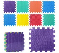 Коврик мозаика 6 текстур M 2630