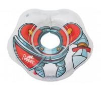 Круг на шею для купания малышей Roxy-kids Flipper 3D рыцарь