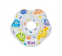 Круг на шею для купания малышей Roxy-kids Owl
