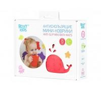 Антискользящие мини-коврики Roxy Kids для ванны (8 штук в комплекте)
