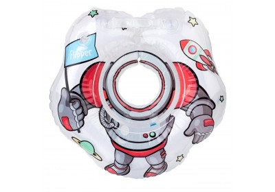 Круг для купания малышей Roxy-kids Flipper 3D космонавт