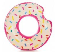 Надувной круг для плавания Intex 56265 Пончик 107см