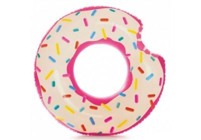 Надувной круг для плавания Intex 56265 Пончик