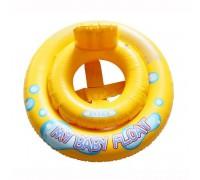 Детский круг плотик Поплавок Intex 59574 67 см
