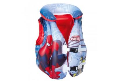 Жилет детский надувной Bestway Человек паук 98014