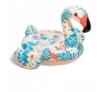 Плотик Intex 57559 Фламинго 142*137*97 см
