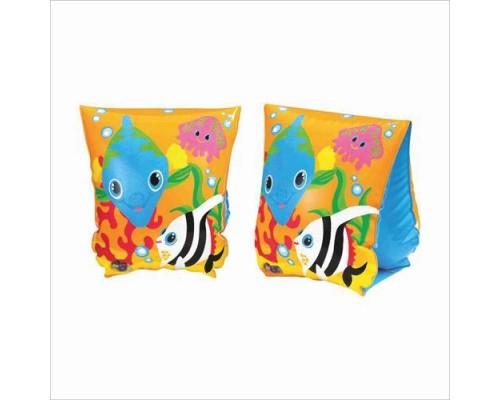 Нарукавник Рыбки Intex 58652 23*15 см.