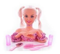 Манекен кукла для причесок и макияжа DEFA 20957