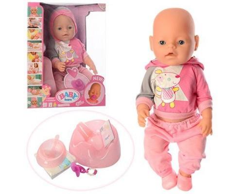 Кукла пупс Baby Born 8006-456