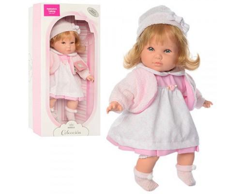 Кукла Berbesa Испания 4409R высота 42 см