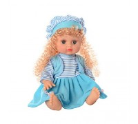 Кукла Алина в рюкзачке 32 см разговаривает 4 вида