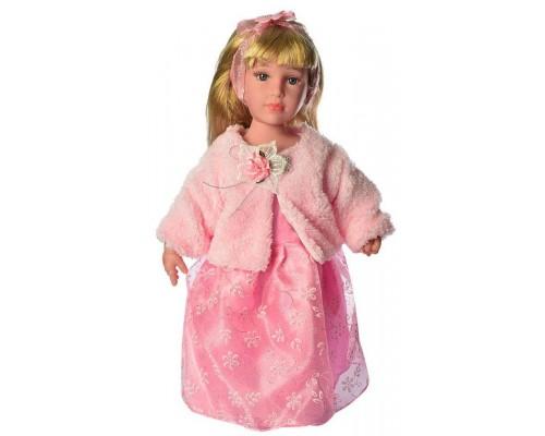 Кукла мягконабивная музыкальная 4043