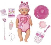 Кукла пупс Zapf Baby Born Очаровательная малышка 824368