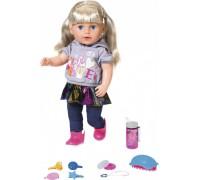Кукла пупс Baby Born Нежные объятия Сестричка Модница с аксессуарами 824603
