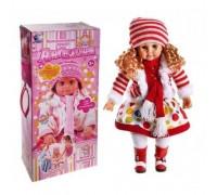 Кукла Ангелина интерактивная MY053