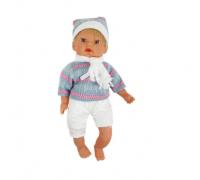 Кукла пупс мягконабивной 00199-2
