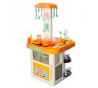 Кухня детская с водой, звуком и светом 889-59-60 оранжевая