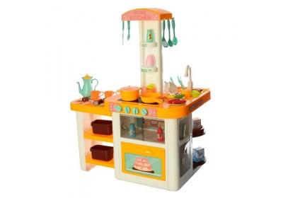 Кухня детская Kitchen 889-63-64 оранжевая