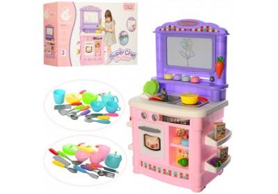 Кухня детская со звуком и водой BL-102A