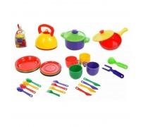 Набор посуды Юника 33 предмета 1023