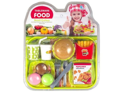 Набор продуктов Maya Toys фаст фуд 8802
