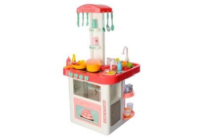 Кухня детская Kitchen 889-59-60 коралловая