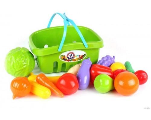 Игровой набор овощей Технок 5354
