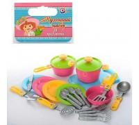 Набор посудки Технок Кухонный набор №2 1677