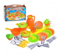 Набор посудки Технок Кухонный набор №4 3275