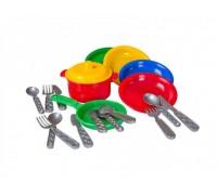 Набор посуды Технок Маринка 10 1646